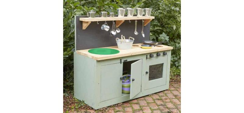 Mud Kitchen accessory ideas