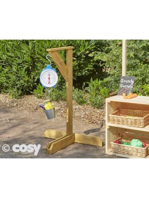 GREENGROCERS SCALES STAND