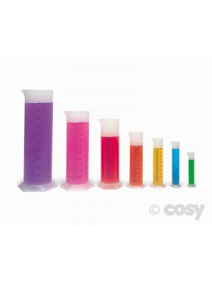GRADUATED CYLINDERS (7PK)