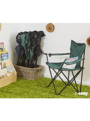 PORTABLE POP UPS READING CHAIRS (6PK)