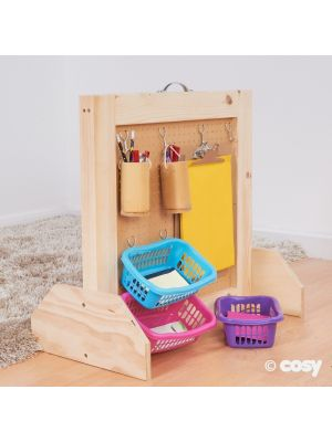 PORTABLE MARK MAKING STORAGE STATION