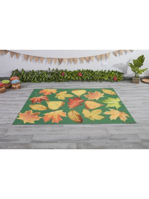 Nature Leaf Placement Carpet (1Pk)