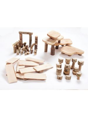 RUSTIC CONSTRUCTION KIT  (SMALL)