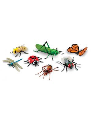 Jumbo Insects (7Pk)
