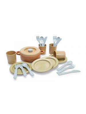 Bioplastic Dinner Set (22pk)