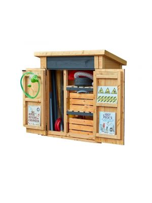 Toddler Activity Shed
