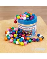 MAGNETIC MARBLES (100PK) 33166