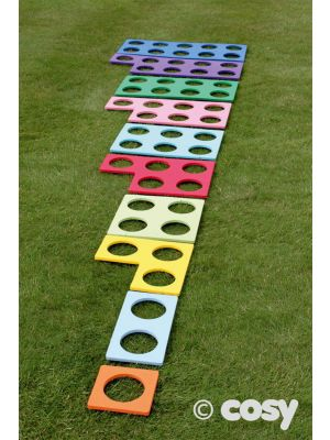 NUMICON: LARGE FOAM SHAPES (NUMICON COLOURS)