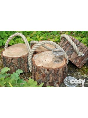 LIFT UP LOG BUG HOTELS (4PK)