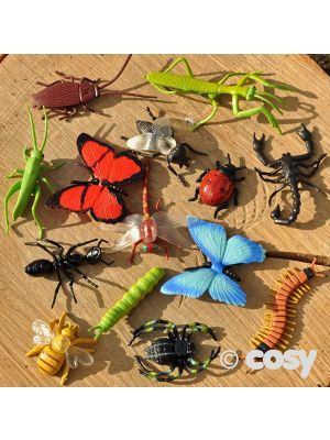 INSECTS (24PK)