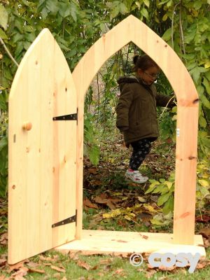 FAIRY CHILD DOOR