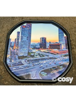 CITY PHOTOWORLD TUFF SPOT MAT