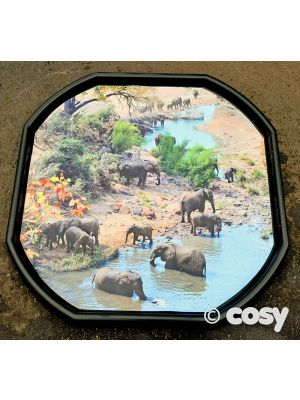 AFRICAN LANDS PHOTOWORLD TUFF SPOT MAT