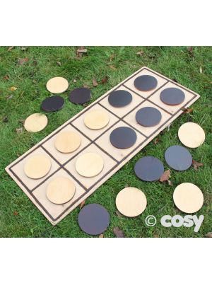 LARGE OUTDOORS DOUBLE-SIDED COUNTERS (20PK)