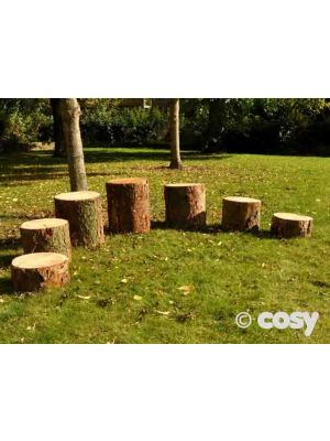 WOODEN HILL SET (7PK)