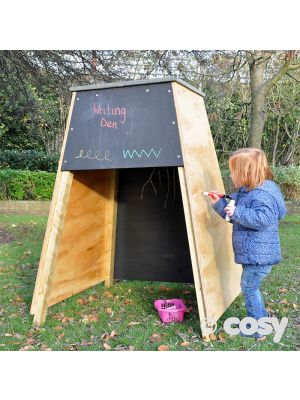 MULTI-SURFACE WRITING DEN