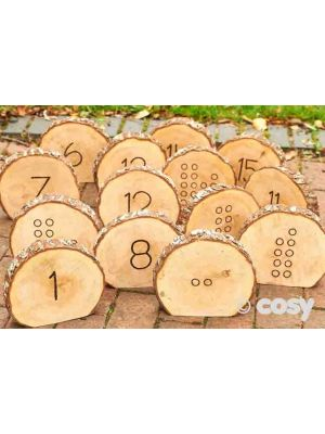 LARGE NUMBER STANDS (20PK)