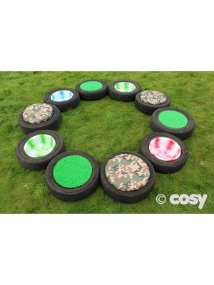 TYRE TOPPER KIT (10PK)