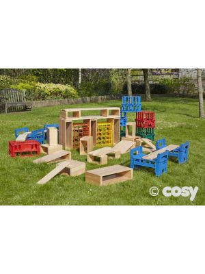 PLASTIC CRATES ONLY (14PK)