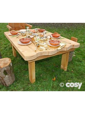 RUSTIC KITCHEN WORK TABLE