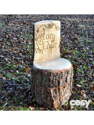 ADULT RUSTIC STORY CHAIR
