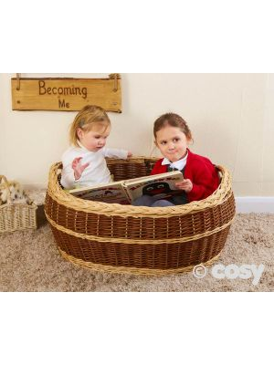 DUO BOOK BASKET (FOR 2)