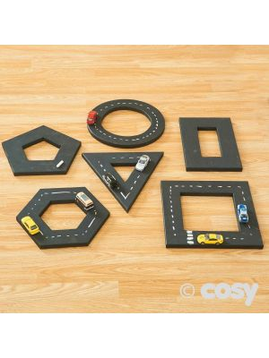 SHAPE TRACKS (6PK)