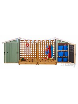 COTTAGE SHEDTACULAR (2PK)