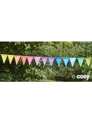 PHASE 3 BUNTING (26 FLAGS)
