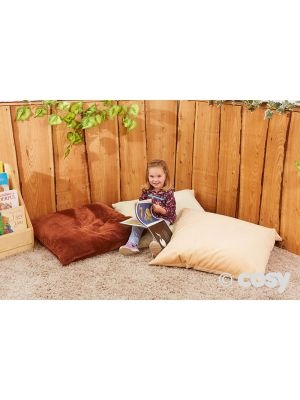 NATURAL ACCENTS GIANT CUSHION (3PK)