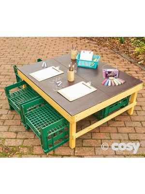 WINDMILL H CRATE LOW PLAYCHALK TABLE