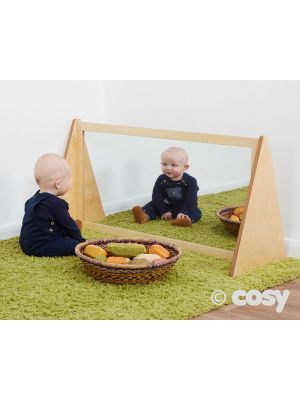 SIT AT MIRROR DIVIDER