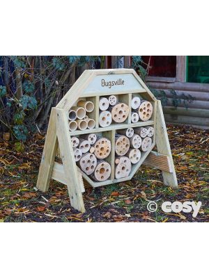 PRE DRILLED LOGS FOR BUG HOMES (30PK)