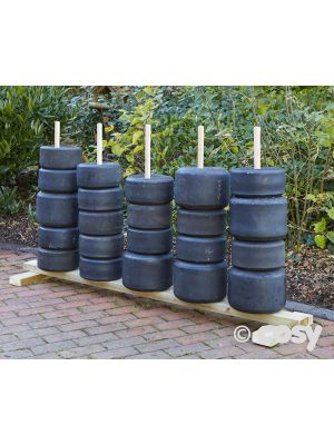 ALFRETON MINI TYRE COUNTING RODS