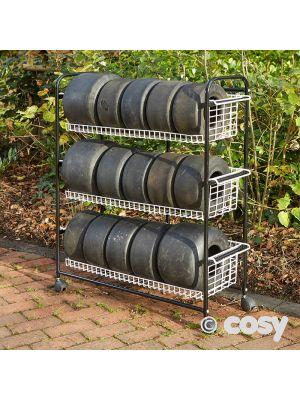TYRES TROLLEY