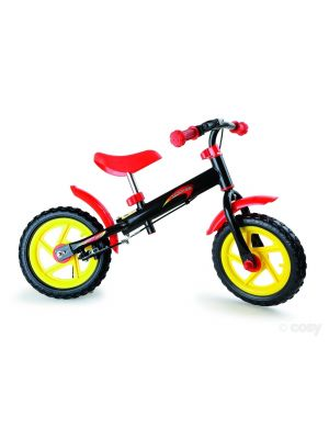 BALANCE BIKE WITH BACK BRAKE