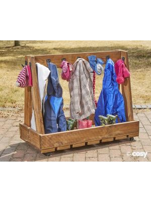 NURSERY CLOAKROOM STORAGE (MOBILE)