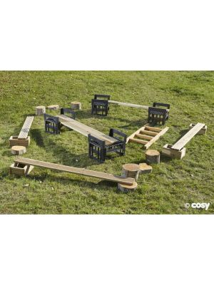 OBSTACLE COURSE STARTER PACK (23PK)