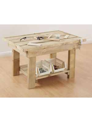 Chunky Monkey Woodwork Bench (KS1)
