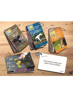 OUTDOOR LEARNING SWATCHES PACK - PUDDLES, MUD, WIND