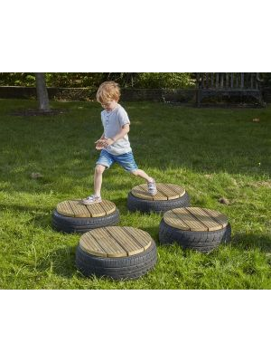 TYRE ISLAND MINI STAGES (4PK)