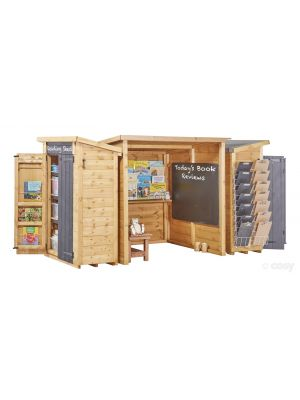 READING & WRITING SHEDS (2PK)