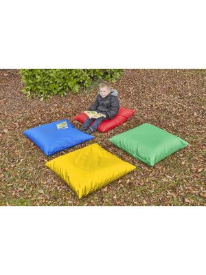GIANT OUTDOOR CUSHIONS (4PK)