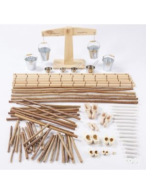 NATURAL EARLY MEASURE SET (18PK+)