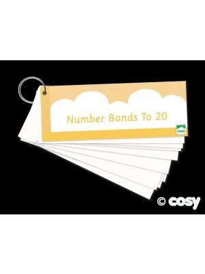 NUMBER BONDS TO 20 SWATCH