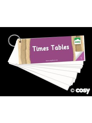 TIMES TABLES SWATCH - Y1