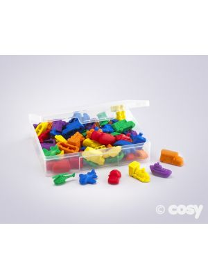 TRANSPORT COUNTERS (72PK)