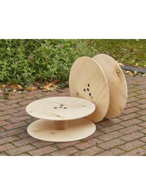 LOW CABLE DRUMS (2PK)