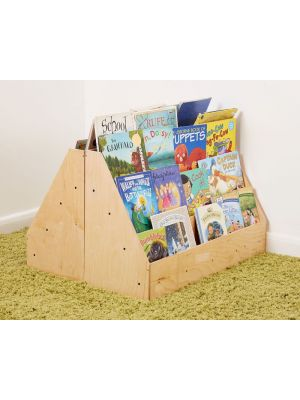 BACK TO BACK Book Storage (2Pk)