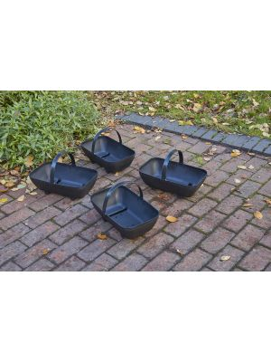 LARGE CARRY TRUGS (4PK)